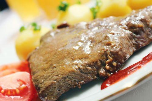 meat roast beef gravy