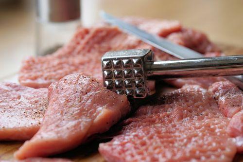 meat hammer meat tenderizer schnitzel