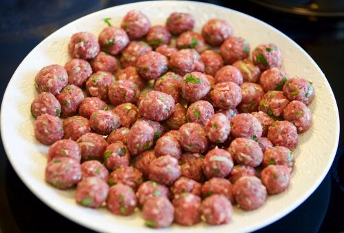 meatball tjena-kitchen flat