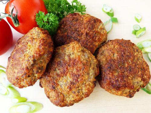 meatballs minced meat coleslaw