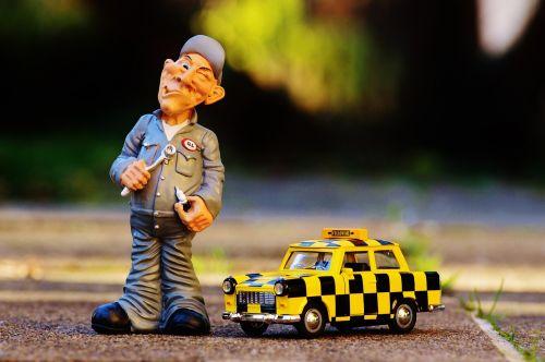 mechanic figure funny