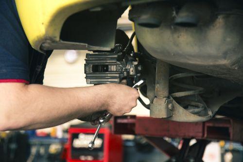 mechanic brakes work