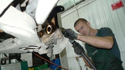 mechanic car service repair