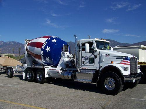 mechanical engineering concrete mixer truck tanker