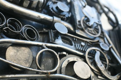 mechanics metal machine