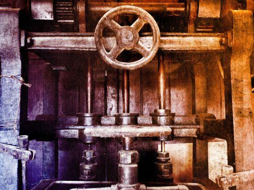mechanism machine old