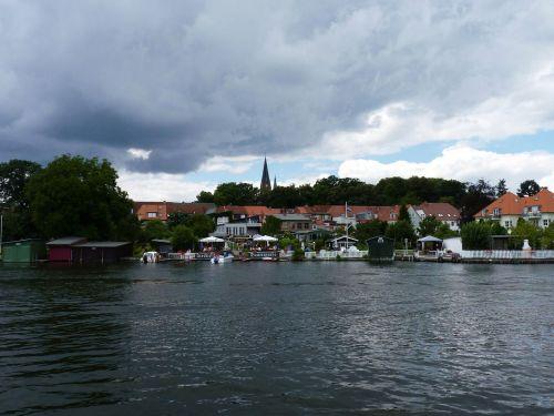mecklenburg malchow lake district