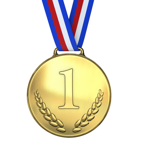 medal trophy achievement