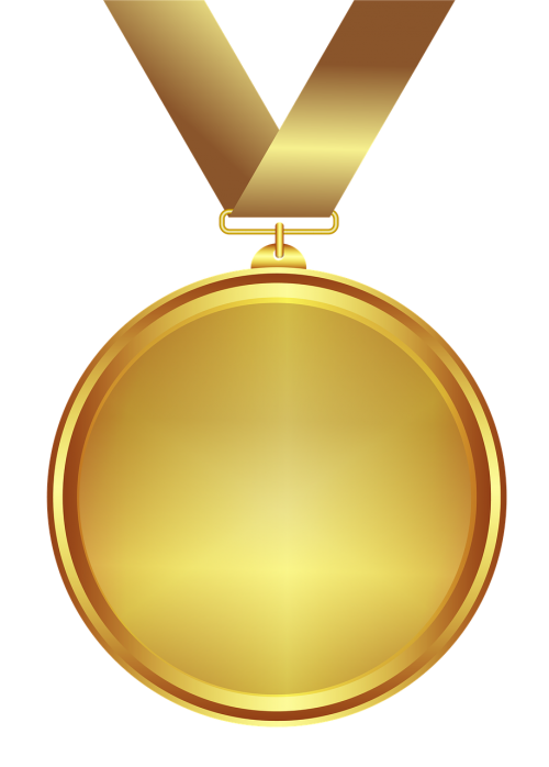 medal gold design
