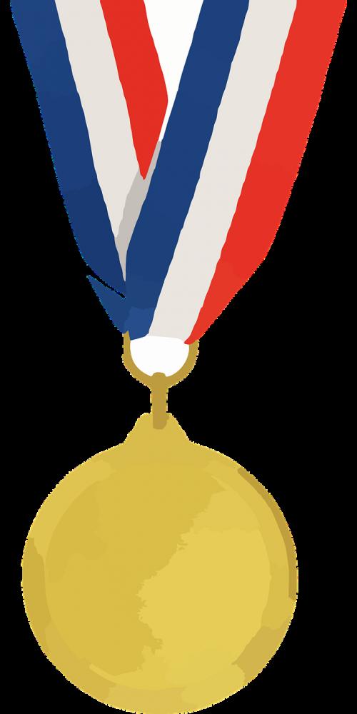 medal gold award