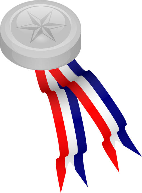 medallion silver prize