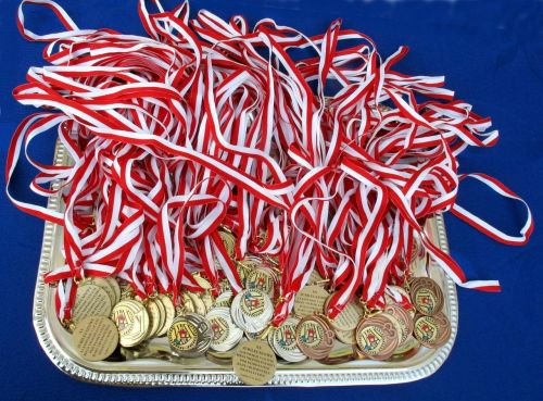 medals decorations awards
