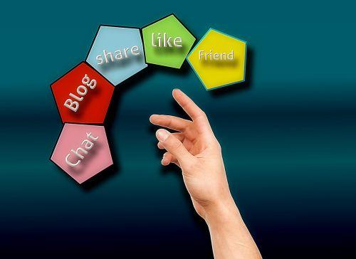 media sociable social