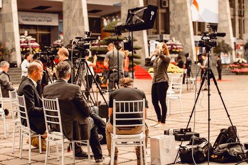 media  reporters  journalist