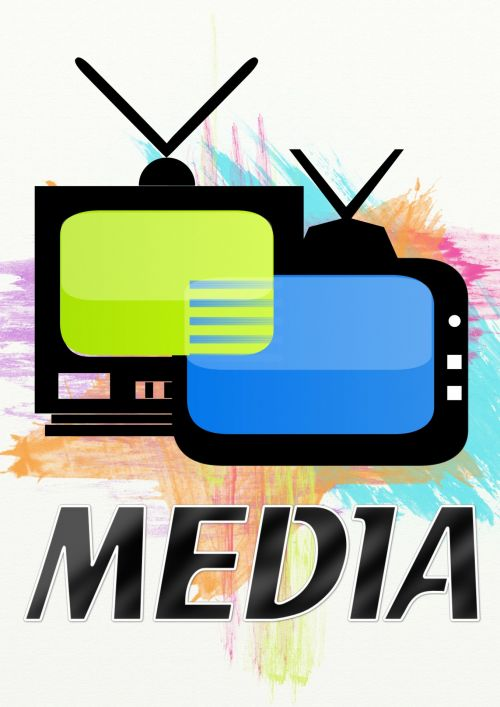 Media Sign Presentation Modern