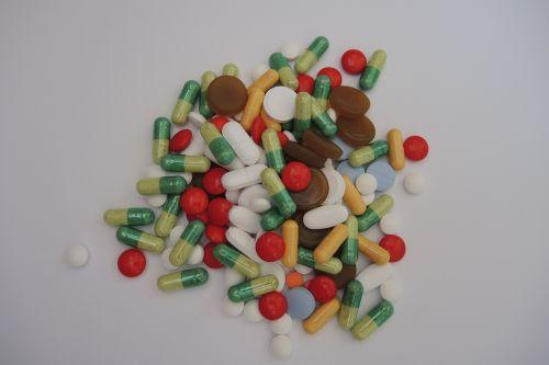 medical medicines tablets