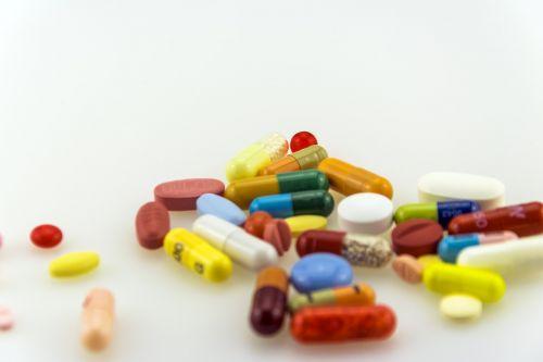 medical recipe pill