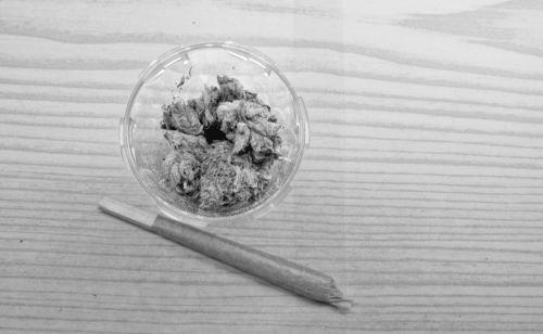 Medical Marijuana Cigarettes