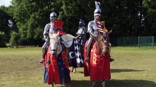 medieval knight middle ages