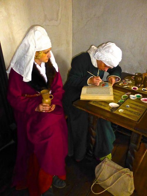 medieval costume festival