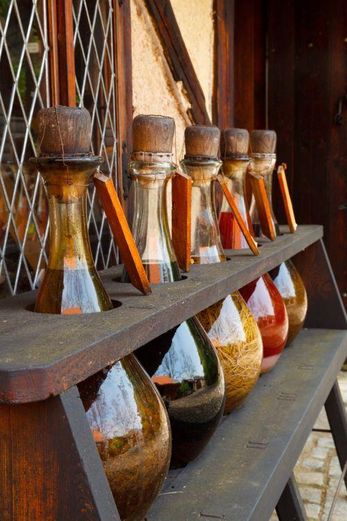 Medieval Bottles