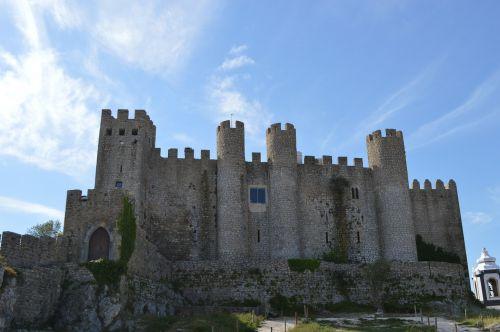 medieval castle óbidos medieval