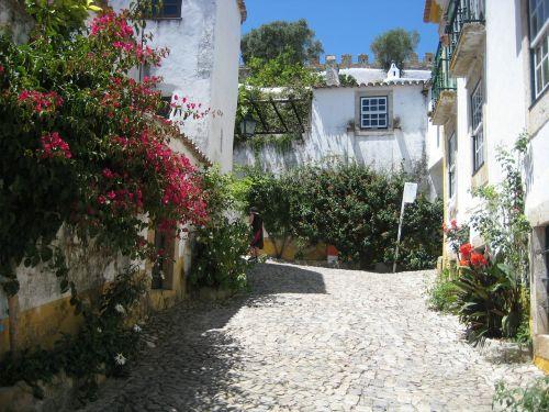 medieval castle óbidos portugal