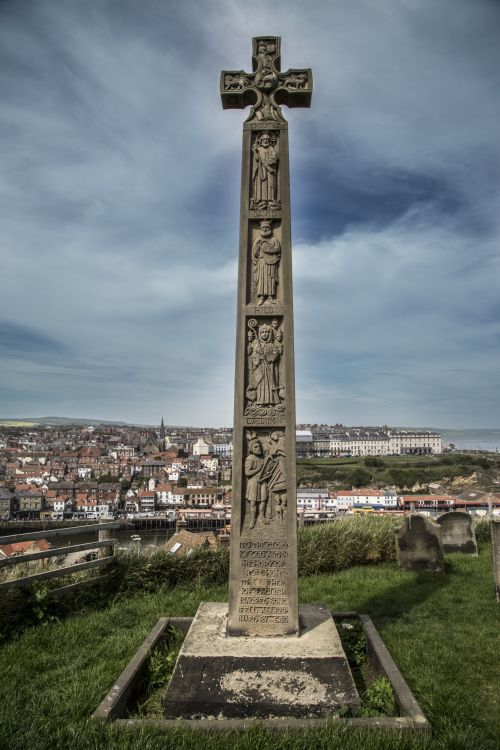 Medieval Celtic Cross