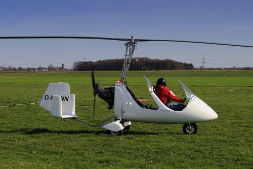 medikopter aircraft start