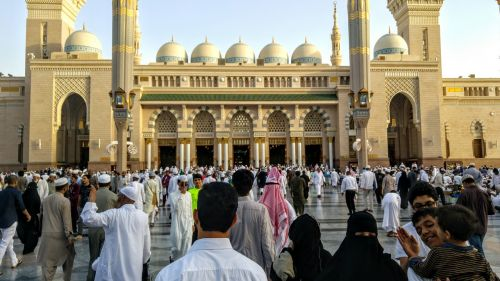 medina muslim mosque