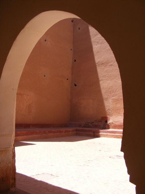 medina morocco desert