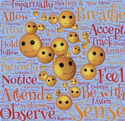 meditation sensing observing