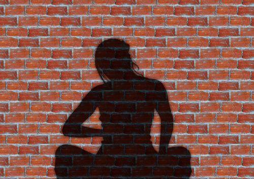 meditation wall stones