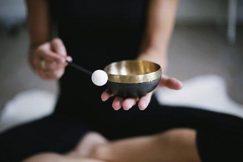 meditation  gong  meditate