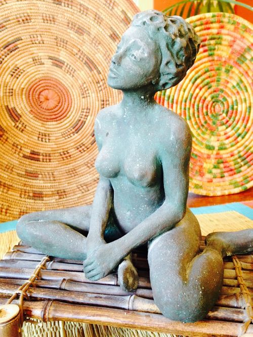 meditation sculpture statue