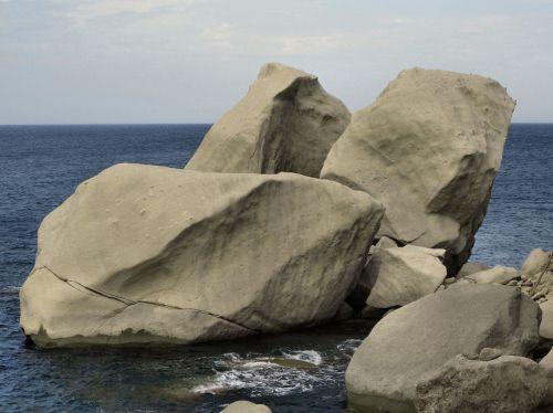 mediterranean ischia rock