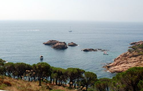 mediterranean cala sea