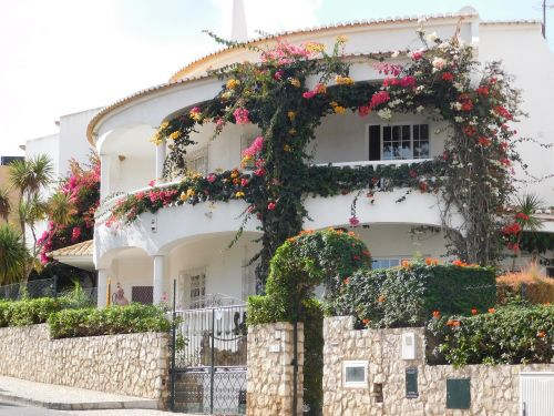 mediterranean house holiday home portugal