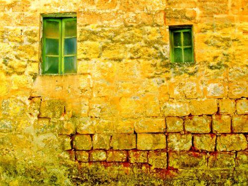senas namas, seni & nbsp, langai, fonas, siena, senas, langas, šilta & nbsp, spalva, šilta & nbsp, spalva, architektūra, pastatas, namas, vintage, namai, eksterjeras, senovės, purvinas, retro, rėmas, Grunge, struktūra, akmuo, dizainas, tekstūra, medinis, mediena, istorija, ištemptas, sunaikintas, Viduržemio jūros akmens siena