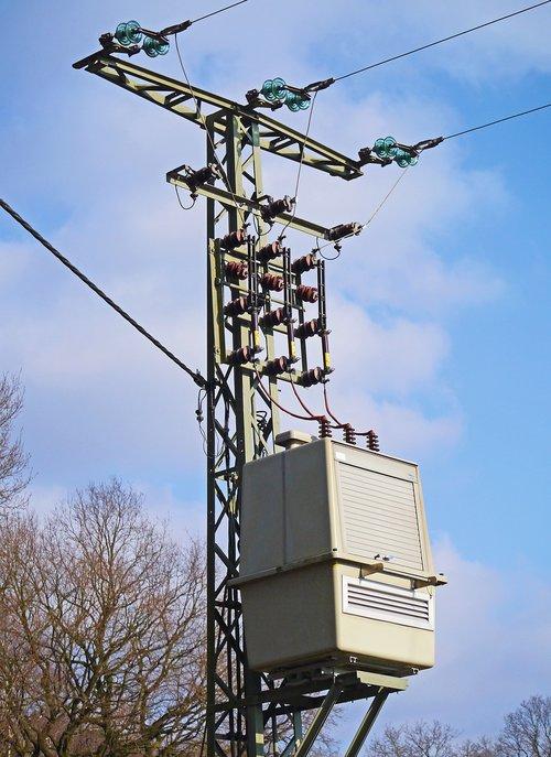 medium-voltage line  endpoint  power supply
