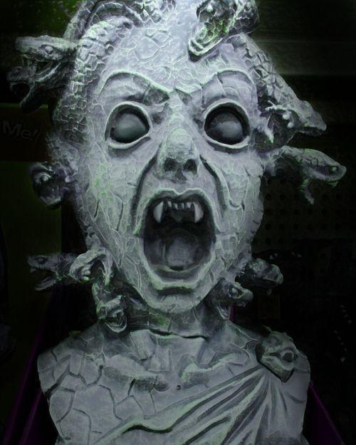 medusa halloween beheaded