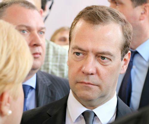 dmitry medvedev prime minister russia