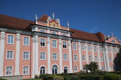 meersburg new castle lake constance
