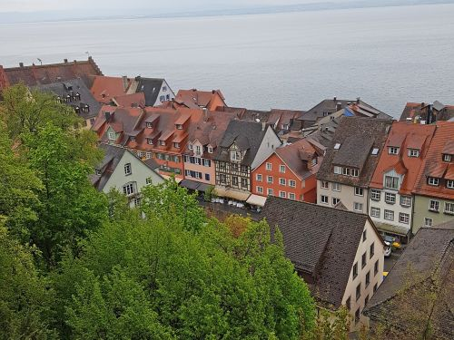 meersburg lake constance castle