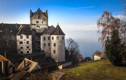 meersburg castle historically