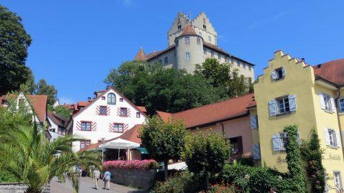 meersburg lake constance tourism