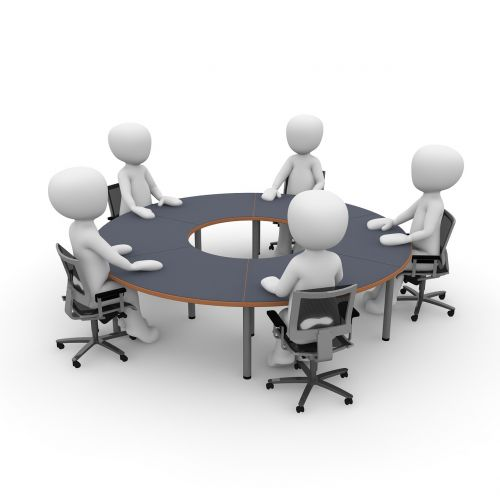 meeting cooperation personal