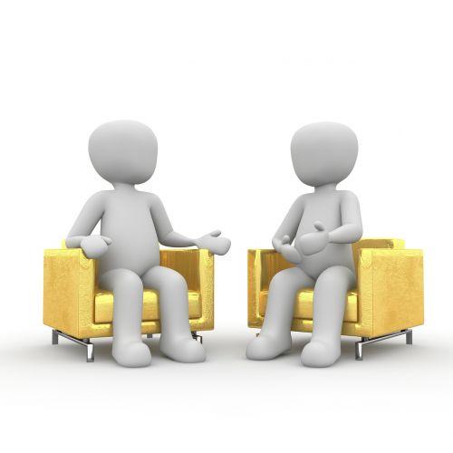 meeting talk entertainment