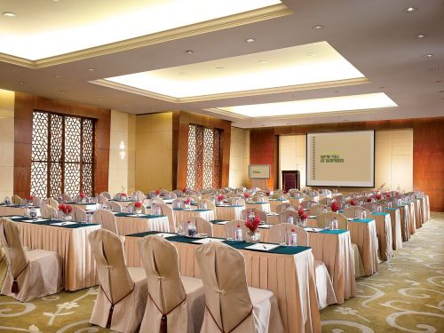 meeting room conference halls hotels