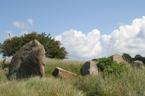 megaliths rügen rügen island